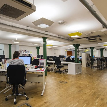Office Spaces To Rent, Paul Street, London, , EC2A, Main