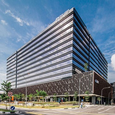 Office space in Paya Lebar Square, 60  #09-36/39a Paya Lebar Road