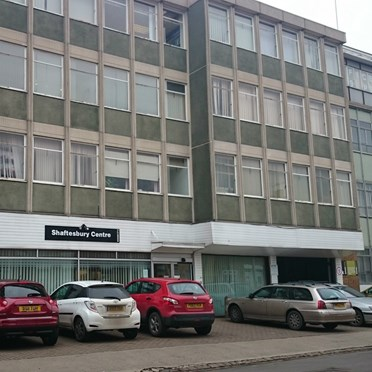 Office space in The Shaftesbury Centre Percy Street