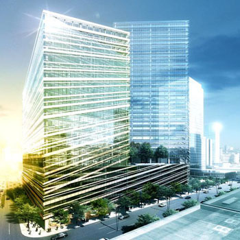 Office space in Unit 10A, 5th Ave. cor, 26th Street, E-Square Crescent Park West, Bonifacio Global City