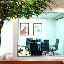 Office space in 973 President Tower, 8th Floor Phloenchit Road