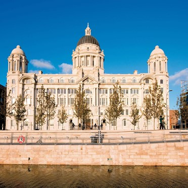 Office space in The Port of Liverpool Building Pier Head