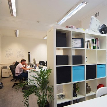 Office space in 54 Poland Street