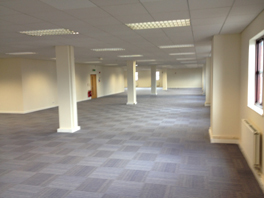 Office space in Elizabeth House Pottery Road