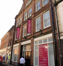 Office Spaces To Rent, Berry Street, Wolverhampton, West Midlands, WV1, Main