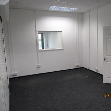 Office space in The Printworks Sealand Road