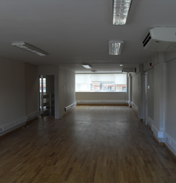 Office space in Pyramid House, 948 High Road