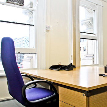 Office space in Albert Buildings, 49 Queen Victoria Street