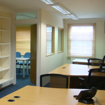 Office space in Queens House, 200 Lower High Street