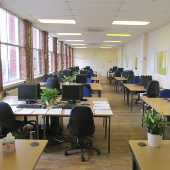 Office Spaces To Rent, Queensway, Rochdale, Lancashire, OL11, Main