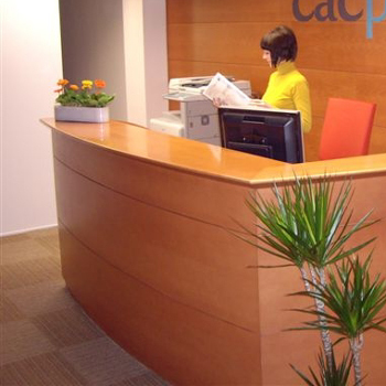 Office space in Cacplus Business Centre Rambla de Catalunya, 38, 8 planta