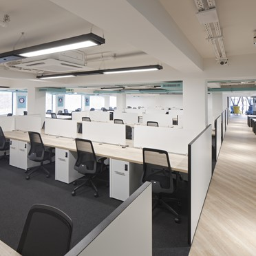 Office space in 6 Ramillies Street