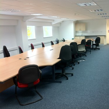 Compare Office Spaces, Rankine Rd, Basingstoke, Hampshire, RG24, Main