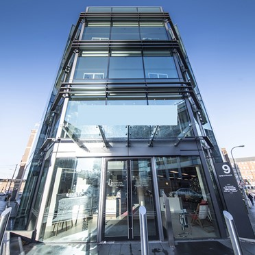 Office space in 9 Greyfriars Road
