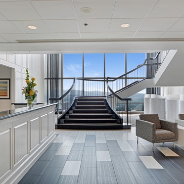 Office space in Suite 201, 1101 Marina Village Pkwy