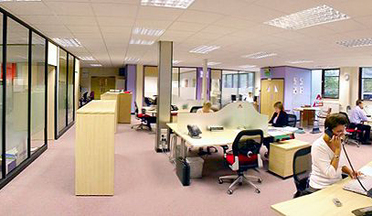 Office space in Spectrum House Dunstable Road