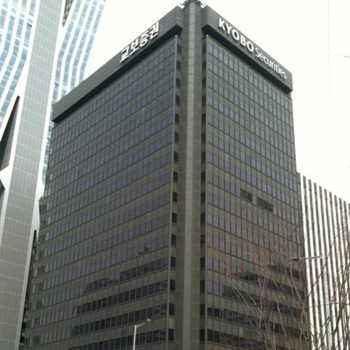 Office space in 10th Floor, Kyobo Securities Building, 26-4 Youido-Dong