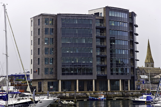 Office space in 4th Floor, Salt Quay House North East Quay, Sutton Harbour