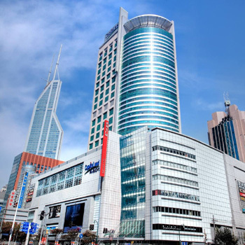 Office space in 51/F Raffles City, 268 Xizang Zhong Road