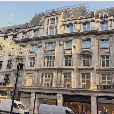Office space in 120 Regent Street