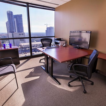 Office space in 110 East Broward Blvd.