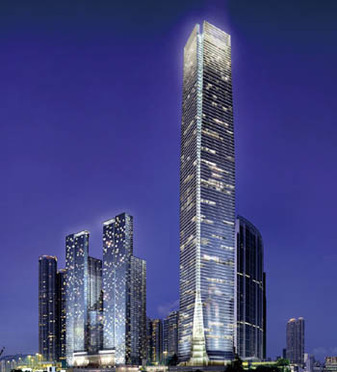 Office space in 12/F International Commerce Centre, 1 Austin Road West