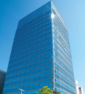 Office space in Hiroshima High Building 16F, 3-1 Kanayama-cho, Naka-ku,