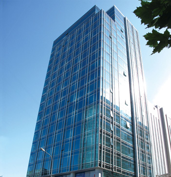 Office space in Level 7, Zhongguancun Metropolis Tower, No.2, Haidian East Three Street,