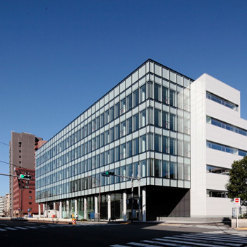 Office space in 5F Azabu Green Terrace 3-20-1 Minami-Azabu, Minato-ku