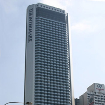 Office space in The Intermark, 41/F Vista Tower