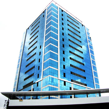 Office space in 15th Floor, Dev Corpora, Final Plot No.463 Pokhran Road No.1, East Side of Eastern Express Hi