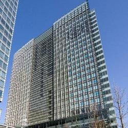 Office space in Shiodome, 3F Shiodome Building 1-2-20 Kaigan, Minato-ku