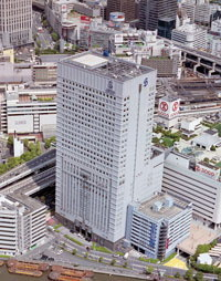 Office space in Yokohama Sky Building - 2-19-12 Takashima