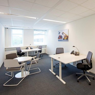 Office space in Rijk, 54-80 Beech Avenue, Portgebouw