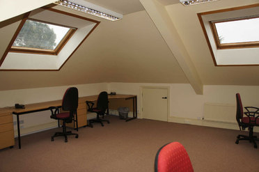 Office space in Henleaze House, 13 Harbury Road