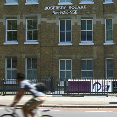 Office space in Purple Patch - 14 Rosebery Avenue