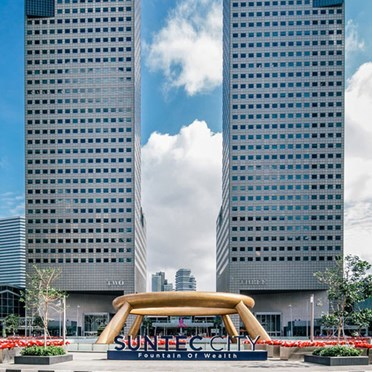 Office space in 09-01 Suntec Tower 2, 9 Temasek Boulevard