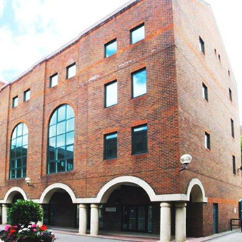 Serviced Office Spaces, Pepper Street, Docklands, London, E14, Main