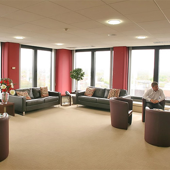 Office space in Bank of America House, 26 Elmfield Road