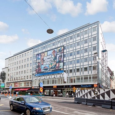 Office space in 29 Klarabergsgatan