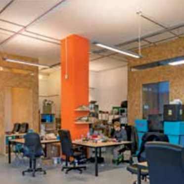 Office space in Chandelier Building and Light Factory, 2 - 12 Scrubs Lane