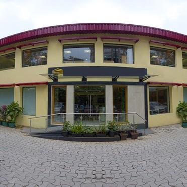 Office space in Empire Complex,414 Senapati Bapat Marg