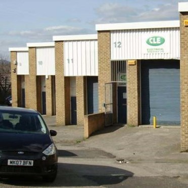 Office space in Cricket Inn Road Industrial Estate Cricket Inn Road