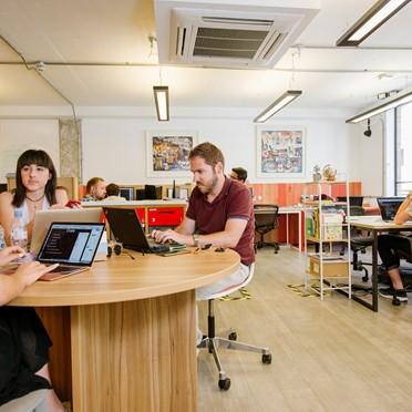 Office space in 6-8 Bonhill Street