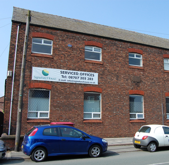 Office space in Signature House, 232a Rainhill Road