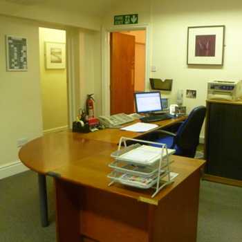 Office space in Leonard House, 12-14 Silver Street