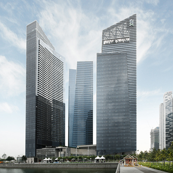 Office space in MBFC Tower 3, 17/F, 12 Marina Boulevard,