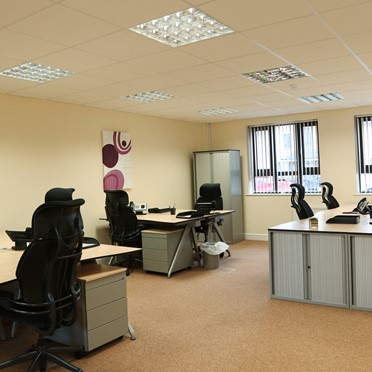 Office space in Cirencester Office Park Smiths Field