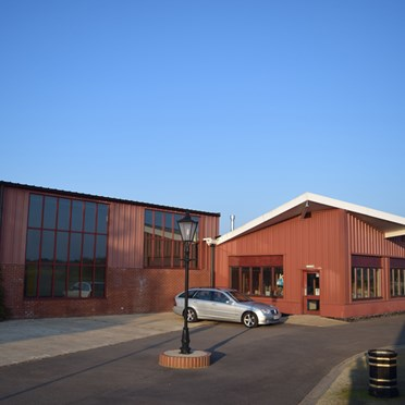 Office space in Snetterton Park Ltd - Estate Office Snetterton
