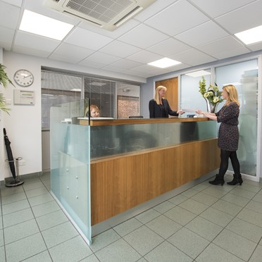 Office Spaces To Rent, Southbridge Place, Croydon, CR0, Main